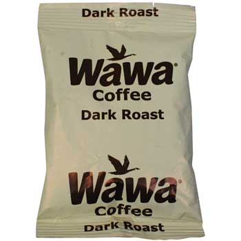 Dark Roast Coffee, 2.25 oz., 36/CS