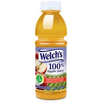 100% Apple Juice, 16 oz., 12/CS