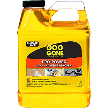 Goo Gone® Pro-Power Cleaner, 32 oz. Bottle, Citrus Scent, 6/CT