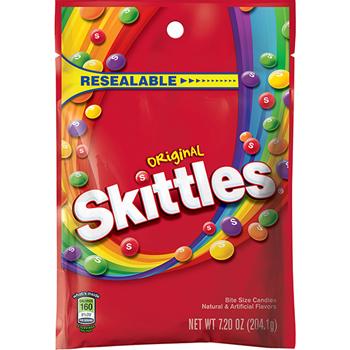Skittles® Original, 7.2 oz., 12/CS