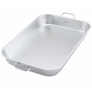 Winco® Aluminum Bake Pan with Handle