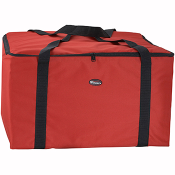 """Delivery bag, 22"""" x 22"""" x 13"""""""