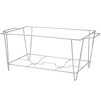 Winco® Wire Stand for Steam/Water Pans, Full-size
