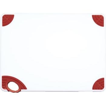 "Winco® Staygrip Cutting Board, 15"" x 24"", Brown"