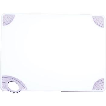 "Winco® Staygrip Cutting Board, 15"" x 24"", White"