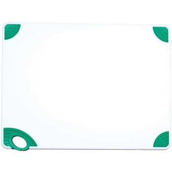 "Winco® Staygrip Cutting Board, 18"" x 24"" x 1/2"", Green"