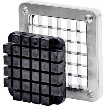 """Winco® 1/2"""" Replacement Blade & Block for HCD-Series Quick Slice Chopper / Dicer"""