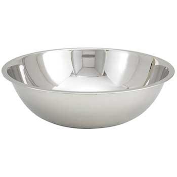 Winco® 16qt Mixing Bowl, Economy, S/S