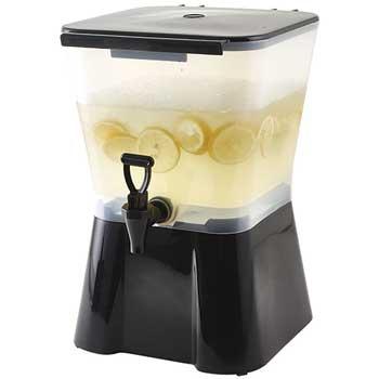 Winco® Beverage Dispenser, 3gal, Plastic