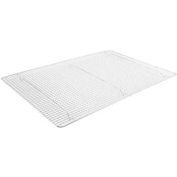 """Winco® Wire Pan Grate for 2/3-Size Sheet Pan, 14"""" x 20"""""""