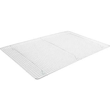 "Pan Grate for Full size Sheet Pan, 16"" x 24"", Chrome Plated"