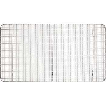 """Winco® Pan Grate for Full-Size Steam Pan, 10"""" x 18"""", Stainless Steel"""