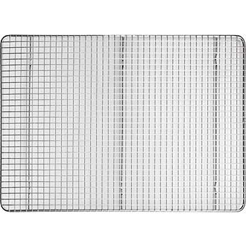 """Winco® Pan Grate for Half-size Sheet Pan, 12"""" x 16 1/2"""", Stainless Steel"""