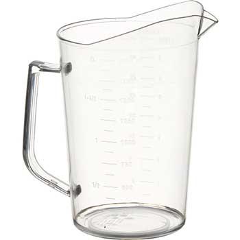 Winco® 2 Quart Measuring Cup
