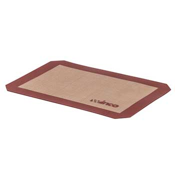 """Winco® silicone Baking Mat, Full-size, 16-3/8"""" x 24-1/2"""""""