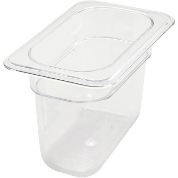 PC Food Pan, 1/9 Size, 5 1/2""