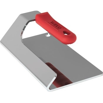 Steak weight with silicone sleeve, 18/8 stainless steel, 2 lbs.