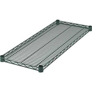 "Winco® Wire Shelves, 60""w x 14""d, Epoxy Coated, 2/PK"