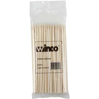"8"" Bamboo Skewers, 100/bag"