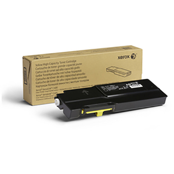 Xerox® Genuine Yellow High Capacity Toner Cartridge For The Versalink C400/C405