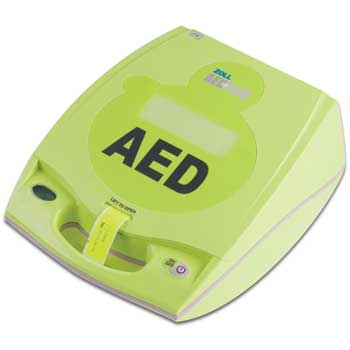 AED Plus® Package with PlusTrac™ Professional5