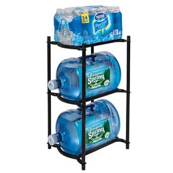5 Gallon Water Bottle Modular Storage Rack