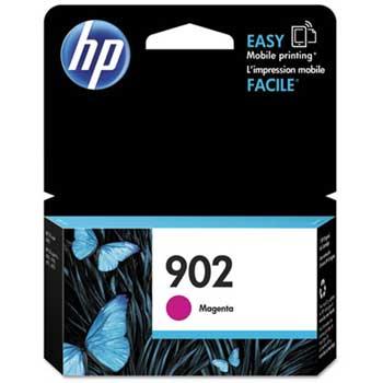HP 902 Ink Cartridge, Magenta (T6L90AN)