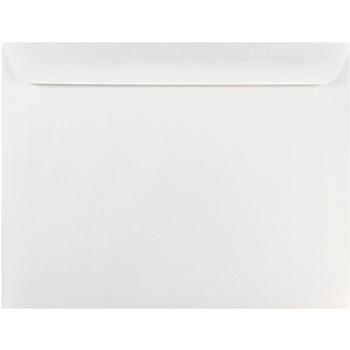 "Booklet Envelopes, 10"" x 13"", White, 500/CT"