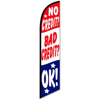Auto Supplies Swooper Banner, No Credit Bad Credit Ok!