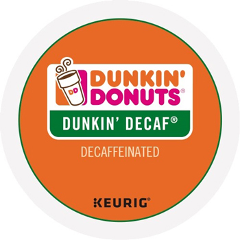 Decaf® K-Cup® Pods, 24/BX