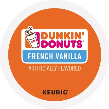 French Vanilla, K-Cup® Pods, 24/BX
