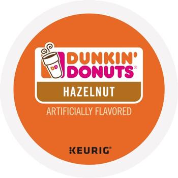 Hazelnut K-Cup® Pods, 24/BX