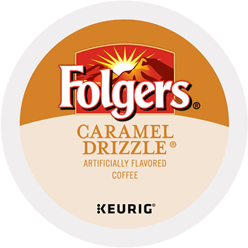 Gourmet Selection Caramel Drizzle® Coffee K-Cup® Pods, 24/BX
