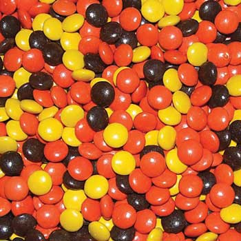 Reese's® Reese's® Pieces®, 25 lb. Case