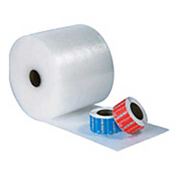 "Sealed Air Sealed Air Bubble Wrap Air Cellular Cushioning, 1/2"" thick, 48"" x 250', 4 x 12"" Rolls/Bundle"