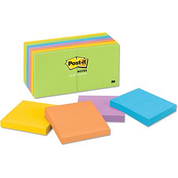 Original Pads in Jaipur Colors, 3 x 3, 100-Sheet, 14/PK