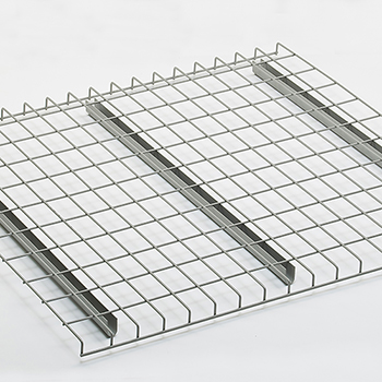 Palletshelf™ Waterfall Wire Deck, 42'' Deep x 58'' Wide
