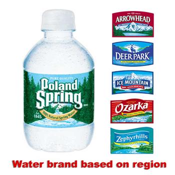 Poland Spring® Natural Spring Water, 8 oz., 48/CS