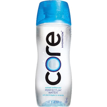 CORE™ Hydration Enhanced Water, 20 oz., 24/CS