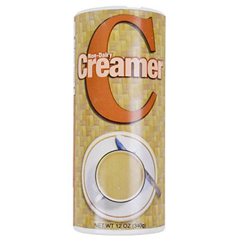 Sugar Foods Non-Dairy Creamer, 12 oz. Canister