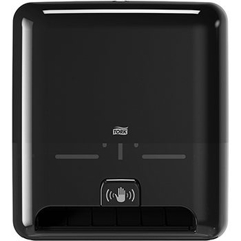 Tork® Matic® Hand Towel Roll Dispenser with Intuition® Sensor, H1, Black