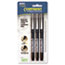 MMF Industries™ Counterfeit Currency Detector Pen, 3/Pack Thumbnail 1