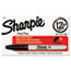 Sharpie® Permanent Marker, Fine Point, Black Thumbnail 2