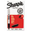 Sharpie® Permanent Marker, Fine Point, Black Thumbnail 3