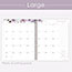 "Cambridge® Mina Weekly/Monthly Planner, 8 1/2"" x 11"", 2021 Thumbnail 7"