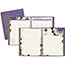 "AT-A-GLANCE® Vienna Weekly/Monthly Appointment Book, 8 1/2"" x 11"", Purple, 2021 Thumbnail 1"
