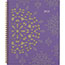 "AT-A-GLANCE® Vienna Weekly/Monthly Appointment Book, 8 1/2"" x 11"", Purple, 2021 Thumbnail 4"