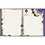 "AT-A-GLANCE® Vienna Weekly/Monthly Appointment Book, 8 1/2"" x 11"", Purple, 2021 Thumbnail 3"