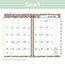 "AT-A-GLANCE® Marrakesh Desk Weekly/Monthly Planner, 5 3/4"" x 8 1/8"", 2021 Thumbnail 7"