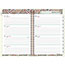"AT-A-GLANCE® Marrakesh Desk Weekly/Monthly Planner, 5 3/4"" x 8 1/8"", 2021 Thumbnail 2"
